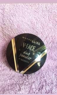 V-face powder Maybelline new york