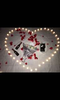 LED CANDLE FOR PROPOSAL