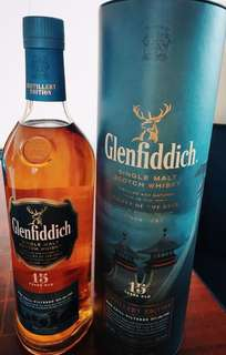 Glenfiddich 15 Year Old Distillery Edition