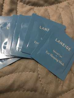 Take All Laneige Eye Sleeping Mask