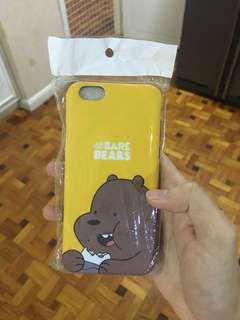 We Bare Bears iPhone 6s Case