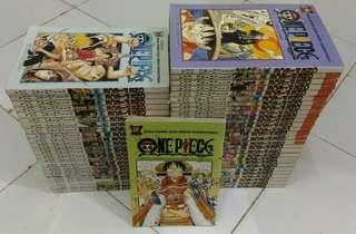 Komik One Piece 67 Vol