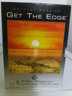 Anthony Robbins - Get The Edge & Personal Power