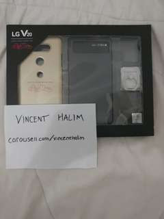CASE LG V20 PREMIUM PACK ORIGINAL KOREA | Quick Flip Cover