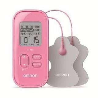 Omron  低頻治療儀HV-F021 粉紅色
