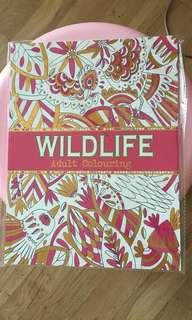 Wild coluring (doddle)