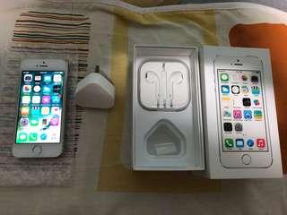 iPhone 5S 16GB Sliver