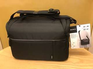 Sony LCS-SL20 原廠相機袋