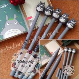 (3 for 100) My Neighbor Totoro Gel Pen 0.5 mm