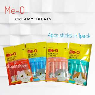 Me-O Creamy Treats