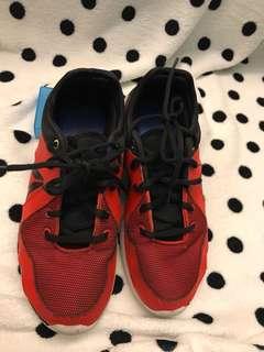 🚚 Reebok 童鞋 紅色