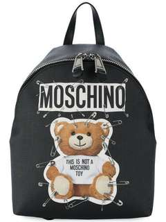 Moschino Backpack teddy 現貨一個
