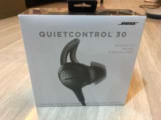 Bose QuietControl 30 bought from USA