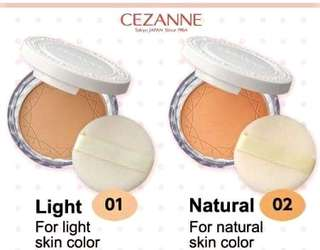 Cezanne powder foundation