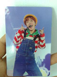 BTS Official 3rd Muster DVD JHOPE Pc