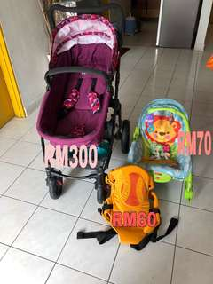 Baby Stroller SCR