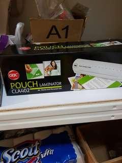 GBC pouch laminator CLA402