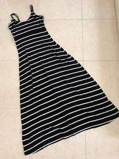 Cotton On Dress (stripes)