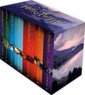 Brand New - Harry Porter Box Set
