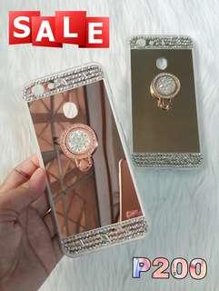 Oppo F5 Diamond Rhinestone Soft Case