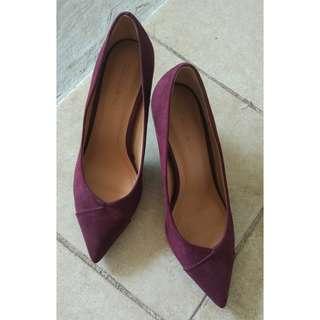5a8e907188e ZARA shoe shoes sepatu hak sandal tinggi high heels formal party pesta prom  casual kerja trf