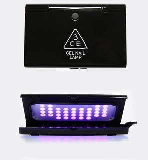3CE Gel Nail Lamp