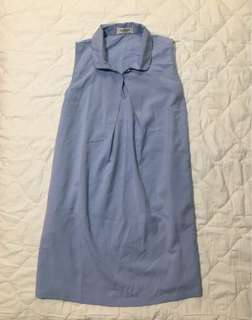 La Breeze Light Blue Dress