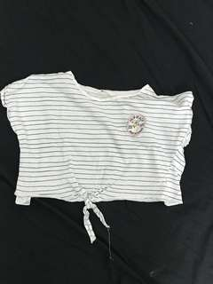 Crop Top by Mango Kids