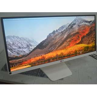"🚚 LG 29UM65-P 29"" 2K Class 21:9 UltraWide® IPS Monitor [Dual HDMI] [Stereo Speakers]"