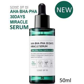 NEW ARRIVAL SOME BY MI MIRACLE SERUM