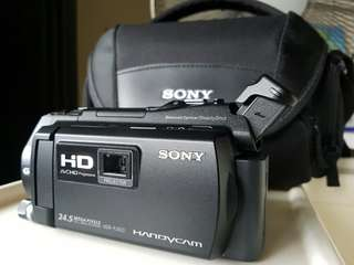 sony HDR PJ820 HandyCam Video Camera camcorder