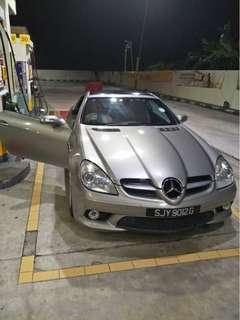 Mercedes SLK 200 AMG SPEC🇸🇬
