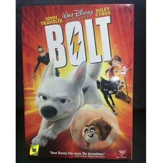Bolt Movie (Authentic DVD)