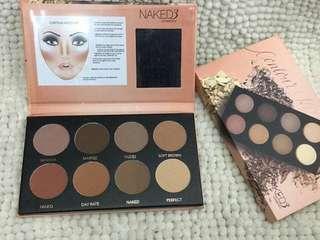 Naked3 Contour Palette