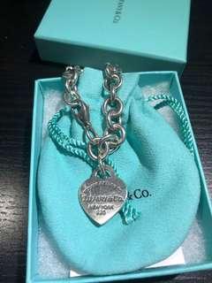 Tiffany 手鍊 bracelet