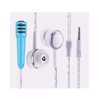Mic karaoke hp / mic smule / microphone portable