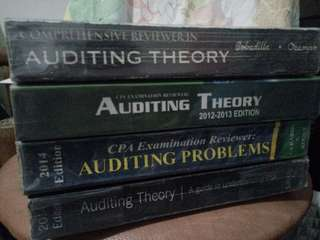 Auditing Books and Reviewers