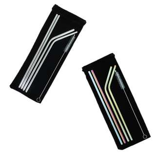 Metal straws Preorder