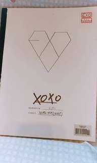 🚚 EXO (the 1st album) ♡送exo5個手環