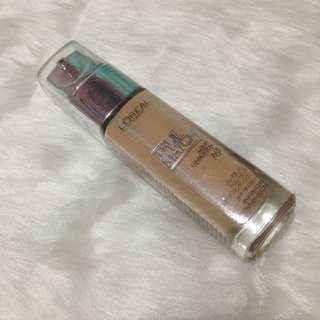 FREE SHIPPING! Loreal True Match Liquid Foundation N3 Nude Vanilla