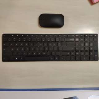 Microsoft Bluetooth Designer Keyboard Set
