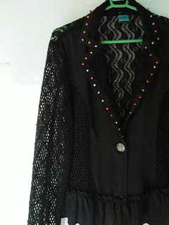Lace cardigan #july70