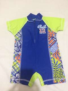 Rash Guard Onesies