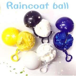 3 for 150 pesos RAINCOAT BALL