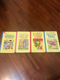 🚚 Grid Blyton Story book