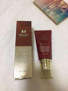 Missha BB Cream no. 21