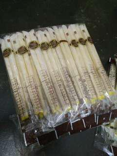 Ear candle 50 pairs