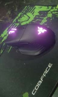 Razer Gaming mouse + 2 years warranty