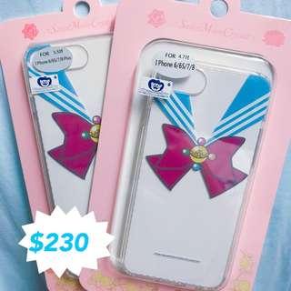 美少女戰士水手蝴蝶結手機殼