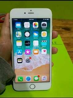 Iphone 6s plus 64gb gold factory unlocked